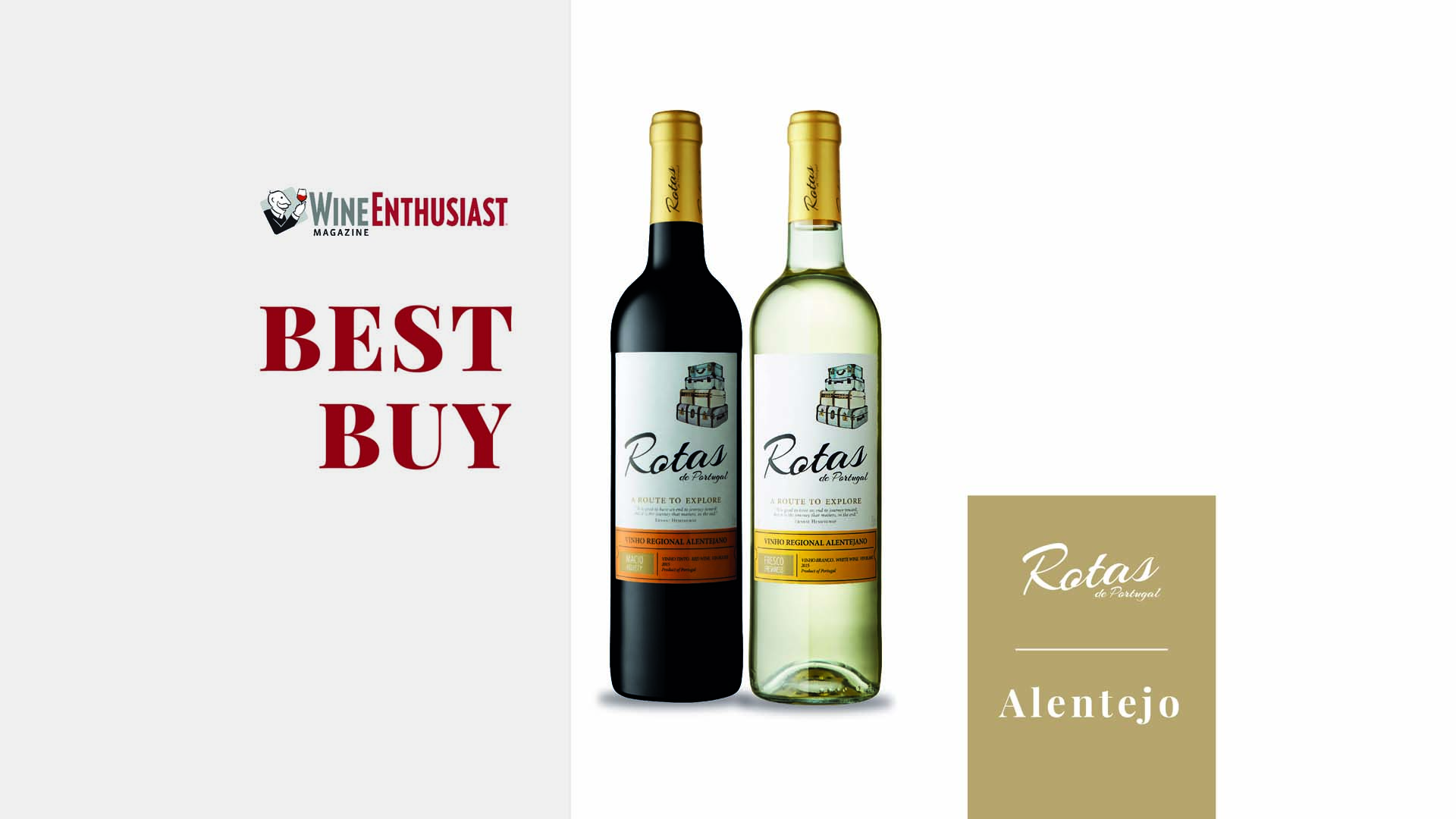 Best buy by Wine Enthusiasth for the second consecutive year!