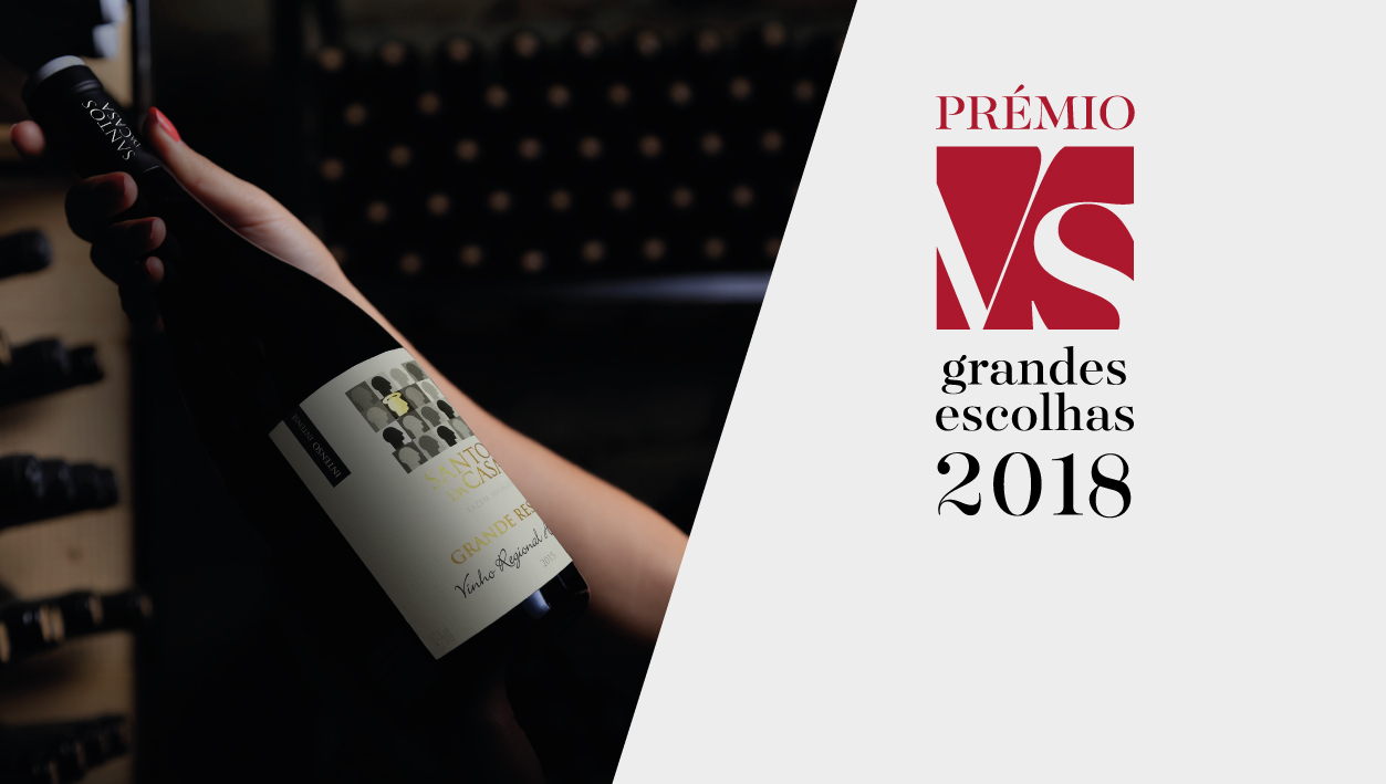 Grande Reserva Alentejo Awarded with Press Choice
