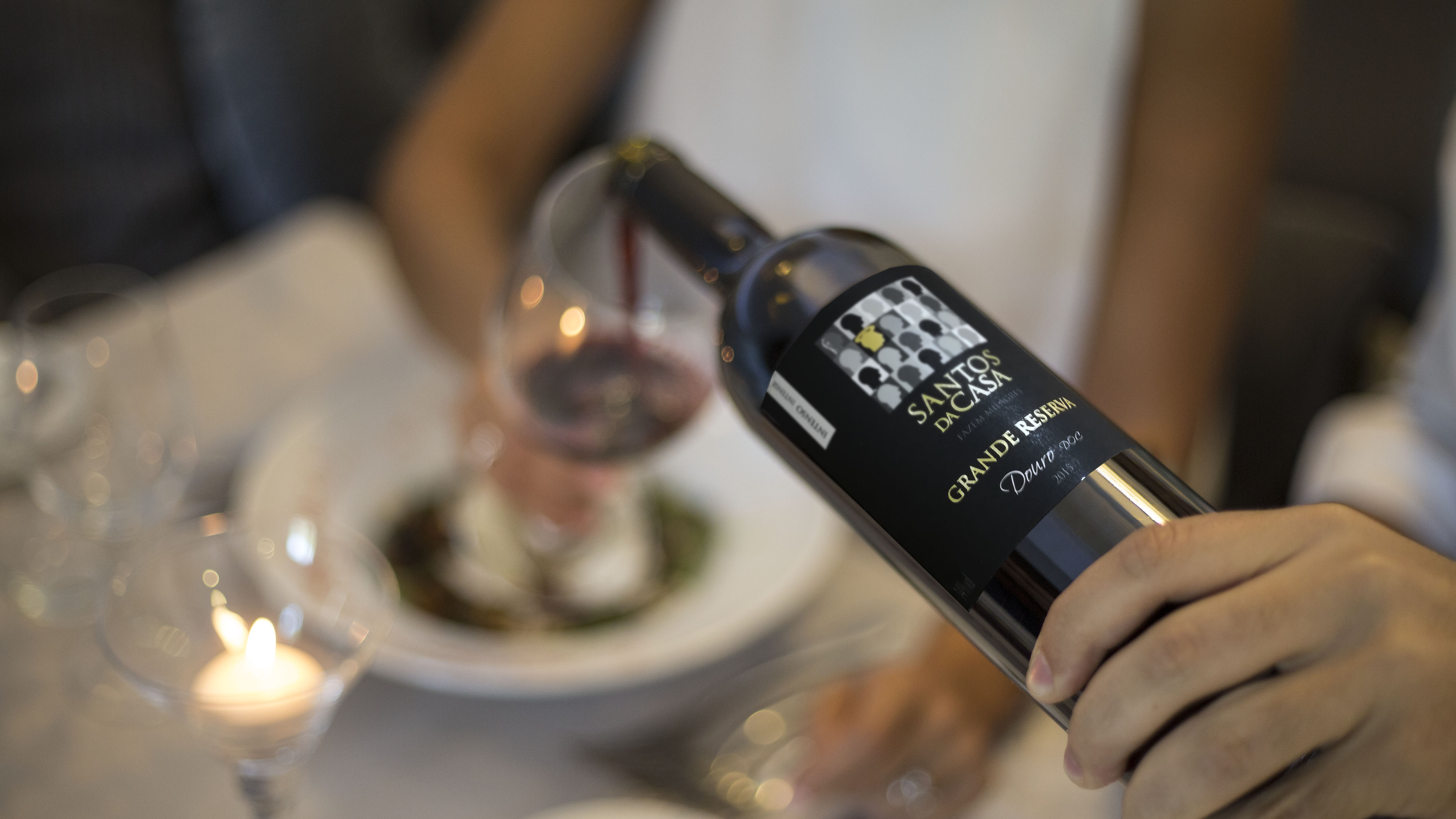 Launch of the new harvest of Santos da Casa Grande Reserva Douro